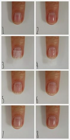 Nail Care: Tea Bag Nail Patching Technique (via Bloglovin.com )