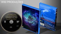 Star Wars - O Despertar Da Força - CAPA 5 - ➨ Vitrine - Galeria De Capas - MundoNet | Capas & Labels Customizados