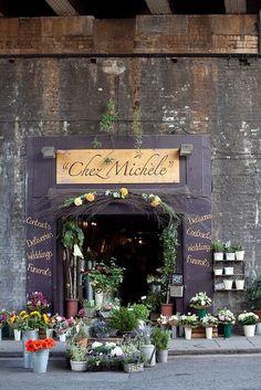 Cute Little Flower Shop London
