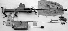 Boys Anti-Tank Rifle with Accessories