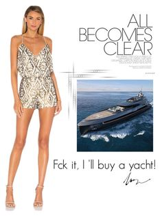 """Yacht time!"" by ieva-galvina ❤ liked on Polyvore featuring Saylor"