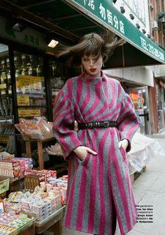 Coco Rocha for Harper's Bazaar Thailand October 2014