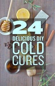 DIY Cold Remedies