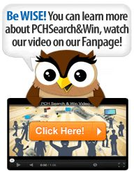 PCH Search & Win: claim my final entries to win on August 28th![Tony Casillas]