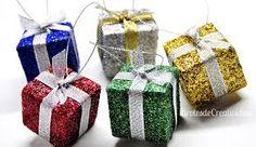 Resultado de imagen para adornos navidad reciclados manualidades