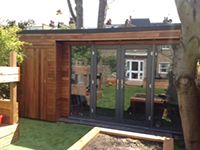 one of our most popular garden room designs
