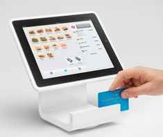 #Square Debuts Its Latest Hardware, Stand, A $299 #Card Swiper For #iPad Registers : via @techcrunch