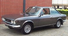 Fiat 124 Coupé 1972 - Fiat 124 Coupé - Wikipedia, the free encyclopedia