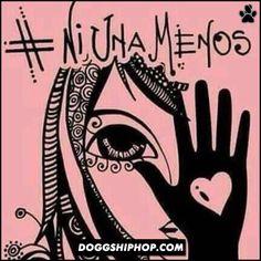 Desde nuestro equipo de trabajo apoyamos la marcha #NiUnaMenos