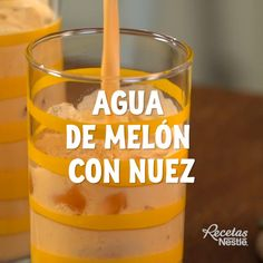 Mexican Drinks, Mexican Food Recipes, Dessert Recipes, Healthy Juices, Healthy Drinks, Margarita Recipes, Smoothie Recipes, Kitchen Recipes, Cooking Recipes
