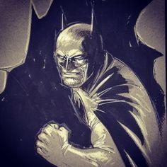 Batman by Adam Kubert *