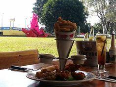 Hog's Breath Cafe Morayfield: Morayfield Shopping Centre, 9 Devereaux Drive, Morayfield QLD 4506 PH: (07) 5428 1344