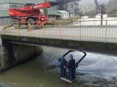 Plumin para manitou para trabajos bajo puentes  www.forcon.es