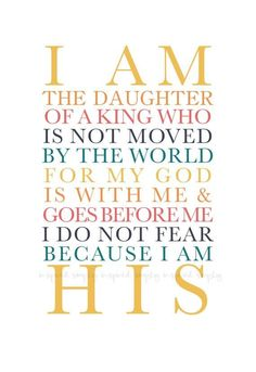 ~I am HIS~