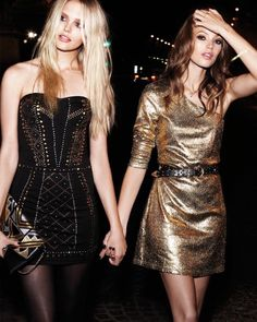 Trendy party fashion editorial night Trendy party fashion editorial night Always aspired to be able to knit, although not sure where do y. Fashion Mode, Party Fashion, Fashion Night, Style Fashion, Belted Dress, Bodycon Dress, Rich Girls, Streetwear, Ribbed Knit Dress