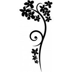 Sticker Floral 4