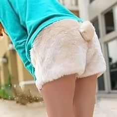 Bunny Rabbit Shorts from Picsity.com