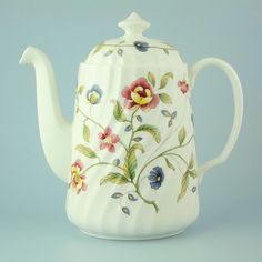 Minton Tapestry Coffee Pot