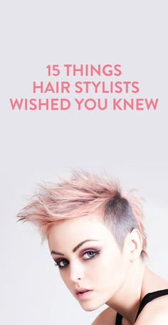 what to tell your hairstylist to get the perfect hair cut or color #beauty
