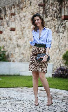 MODA EVANGÉLICA E EXECUTIVA: Inspiração do dia: Todo o charme e elegância da Top blogueira Camila Coutinho