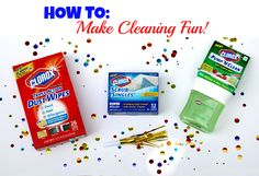 How To Make Cleaning Fun for kids and adults!  #RealLifeClean @Target (AD)