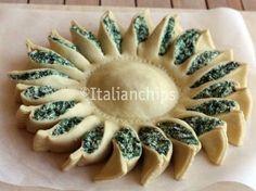 A Sunny Spinach Pie -