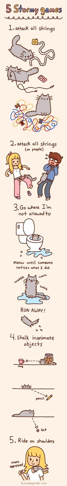 """I especially love this because my cats name is Storm and I call her """"Stormy"""" often."""