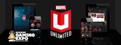 The Marvel: House of Ideas panel at SXSW is proud to present the latest news on Marvel Unlimited! Download the free Marvel Unlimited app to browse and read comics right now on your iPhone® and iPad®. The Marvel Unlimited Android™ app coming soon!    http://marvel.com/news/story/20261/sxsw_2013_marvel_unlimited