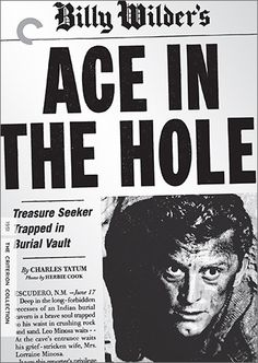 Ace in the Hole (1951) - The Criterion Collection