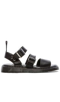 size 40 55c49 2cbbd Gryphon Strap Sandal. maple · Shoes · calvin klein black ...