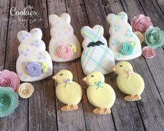 Easter Cookies (easter cookie ideas)