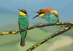 Parrot, My Etsy Shop, Bird, Animals, Parrot Bird, Animales, Animaux, Birds, Animal