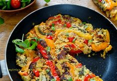 Italian Frittata with Vegetables