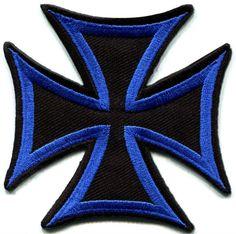 Encontrar Más Parches Información acerca de Alemán Iron Cross biker apliques de…