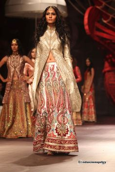 JJ http://www.Valaya.com/ @ Aamby Valley India Bridal Fashion Week (Dec) 2013