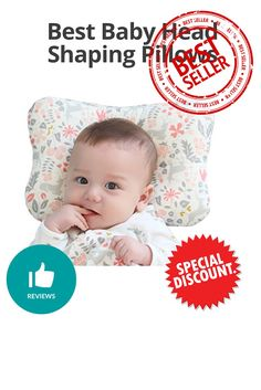 Best Baby Head Shaping Pillows - Discount and review Baby Head, Babe, Pillows, Children, Young Children, Cushion, Kids, Throw Pillow, Cushions