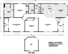 Catalina Series | Durango Homes | Built By Cavco