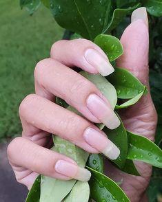 Long Natural Nails, Nails Only, Strong Nails, Beautiful Hands, Nail Care, Instagram, Natural Nails, Nail Arts, Long Nails