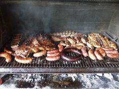 Asado carne de Paraguay! Ve sabroso.....