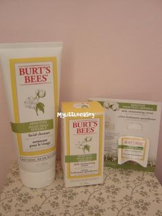 Burt's Bees Package From BzzAgent!