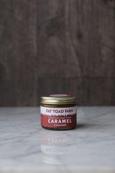 Fat Toad Farm - cinnamon caramel
