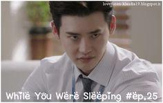 Love Moon ♥ My Blog: [SUBITA] While You Were Sleeping #ep.25-26 #subita #while_you_were_sleeping #leejongsuk #suzy