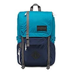 Buy the JanSport Hatchet Backpack - at eBags - Hit the road with your laptop and other essentials stashed inside this flap top backpack from JanSpo Day Backpacks, Outdoor Backpacks, School Backpacks, Leather Backpacks, Leather Bags, Travel Backpack Carry On, Best Laptop Backpack, Laptop Bags, Travel Bags