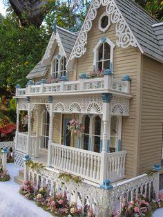 Dollhouses by Robin Carey
