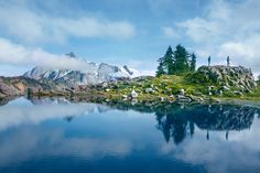 Artist's Point, Mt. Baker-Snoqualmie National Forest - Erika Weeks Photography