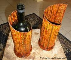 Resultado de imagem para embalagem recicladas para vinhos