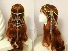 Firefly path headdress