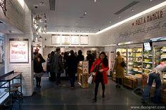 Expona Black Treadplatebis in Preta-A_Manger stores in New York, London and Beyond!