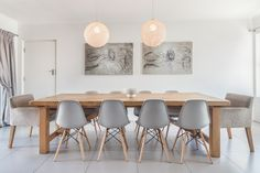 Property for Sale: Houses for sale Private Property, Property For Sale, Texture Photography, 3 Bedroom House, Real Estate Photography, Beautiful Space, Sweet Home, Dining Table, Chairs