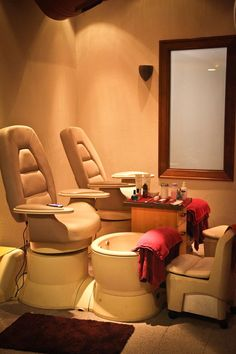 Treat your feet to a pedicure at Pavana Salon and Spa